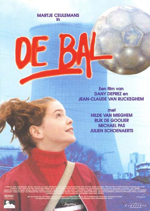movie cover - De Bal