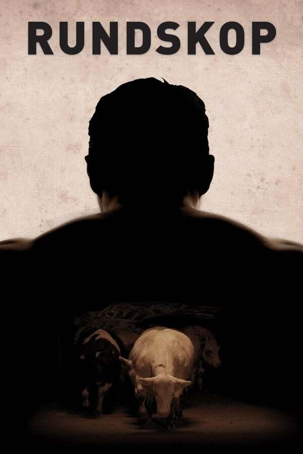 movie cover - Rundskop