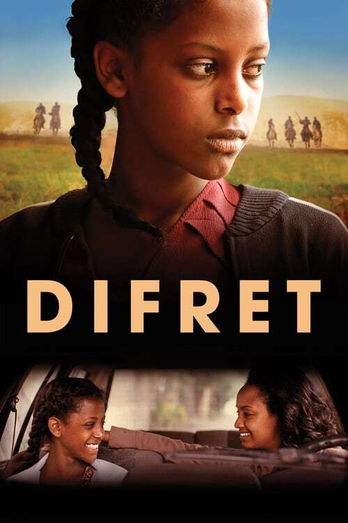 movie cover - Difret