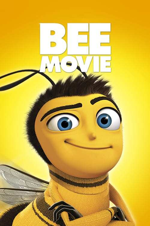 movie cover - Bee Movie