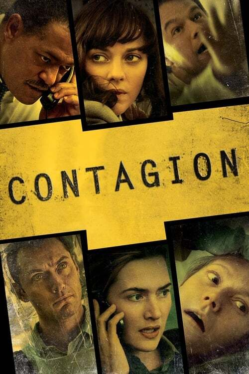 movie cover - Contagion