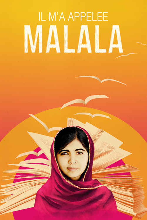 movie cover - He Named Me Malala