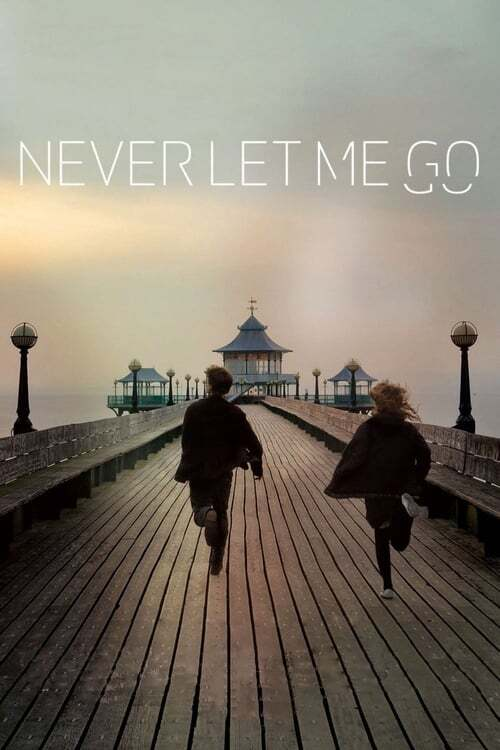 movie cover - Never Let Me Go