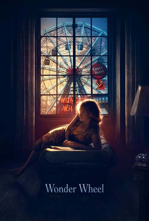 movie cover - Wonder Wheel