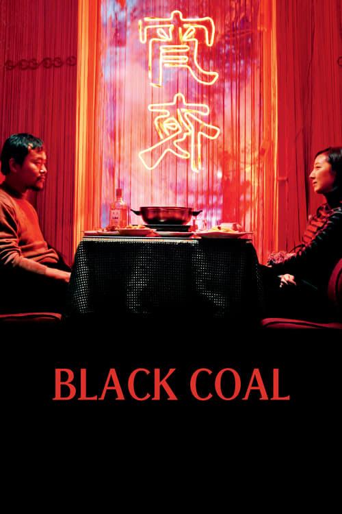 movie cover - Black Coal