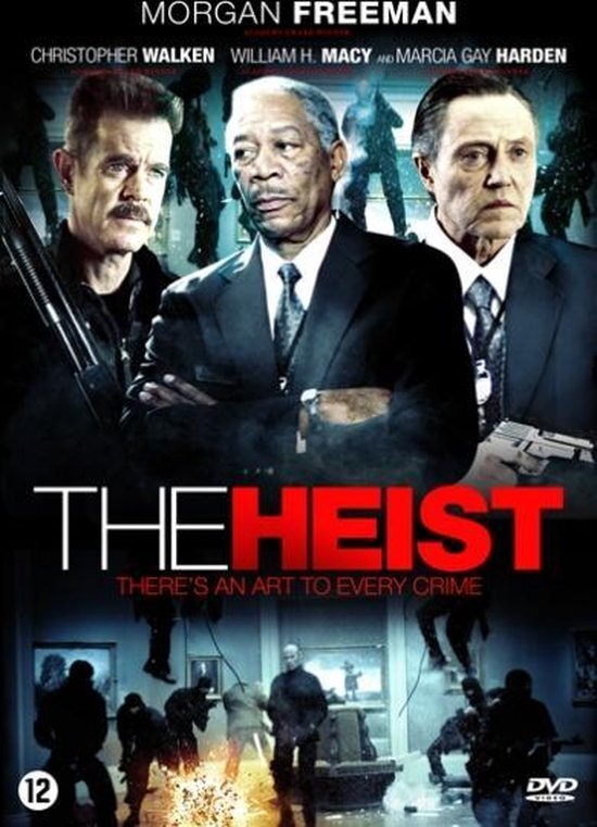 movie cover - The Heist