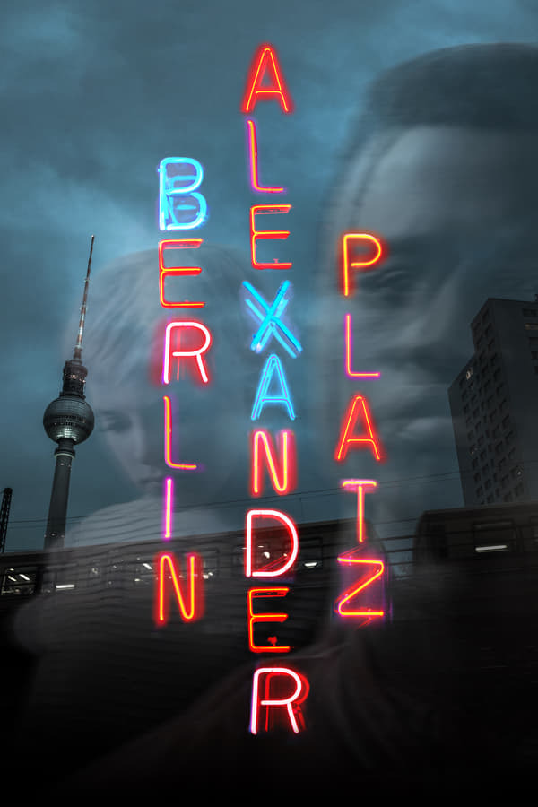 movie cover - Berlin Alexanderplatz