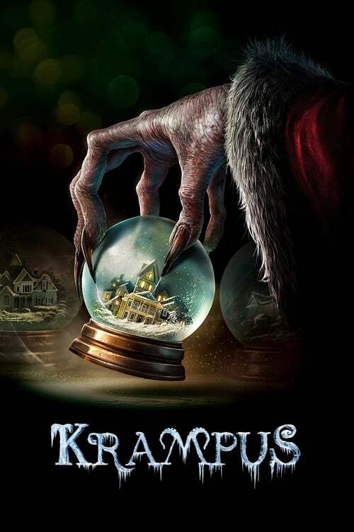 movie cover - Krampus