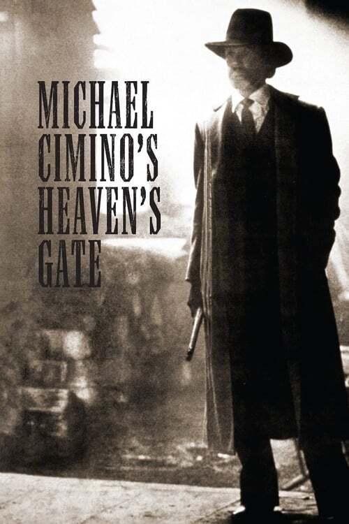 movie cover - Heaven