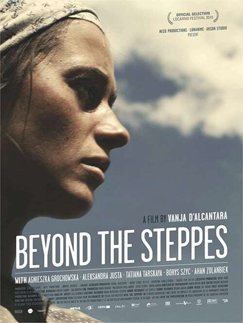 movie cover - Beyond The Steppes
