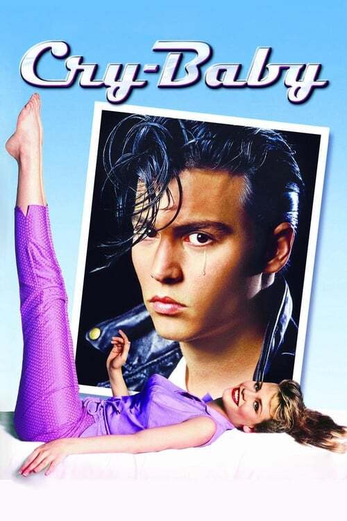 movie cover - Cry-Baby