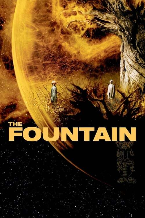 movie cover - The Fountain