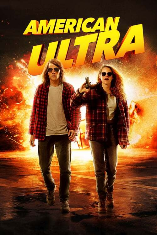movie cover - American Ultra