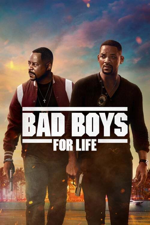 movie cover - Bad Boys for Life