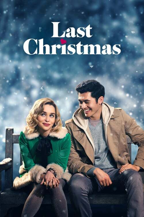 movie cover - Last Christmas