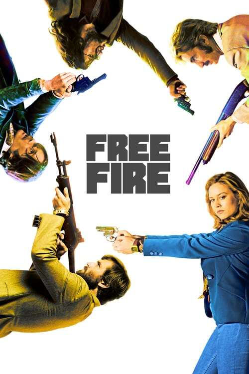 movie cover - Free Fire