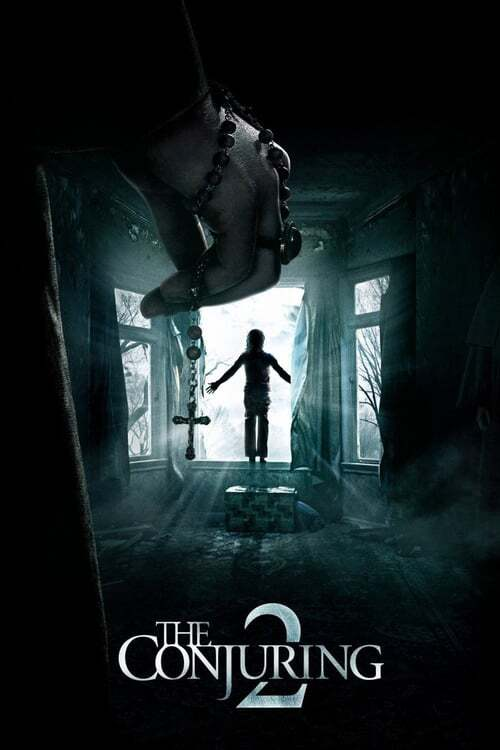 movie cover - The Conjuring 2