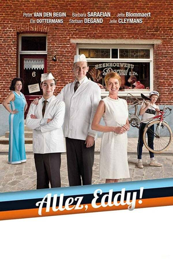 movie cover - Allez, Eddy!