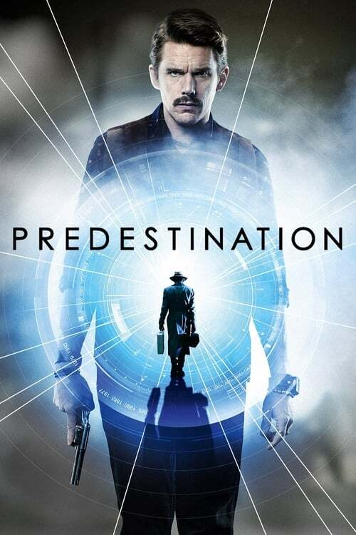movie cover - Predestination