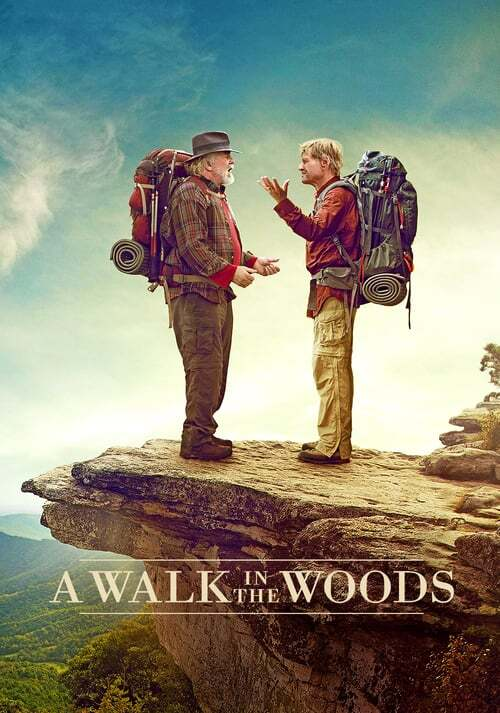 movie cover - A Walk In The Woods