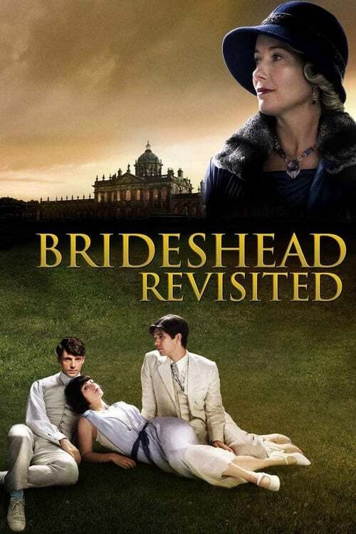 movie cover - Brideshead Revisited