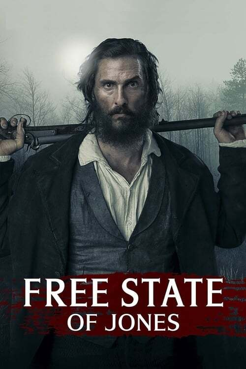 movie cover - Free State Of Jones