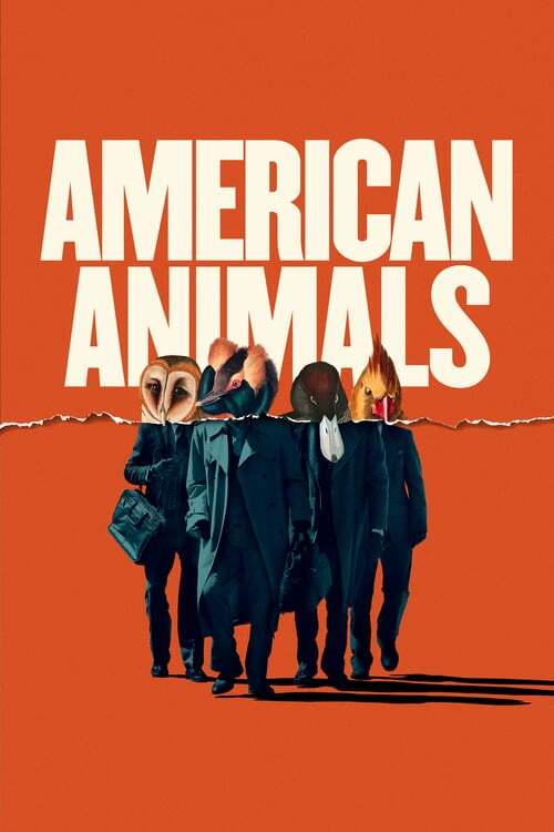 movie cover - American Animals