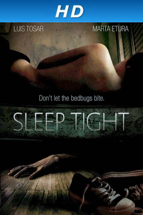 movie cover - Sleep Tight
