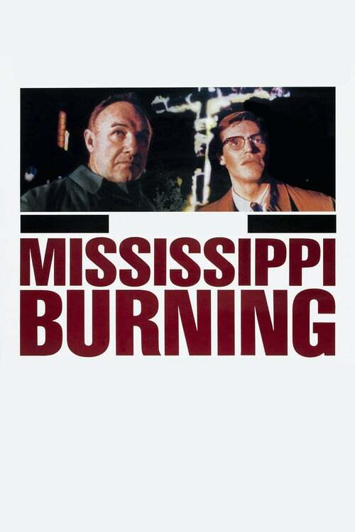 movie cover - Mississippi Burning