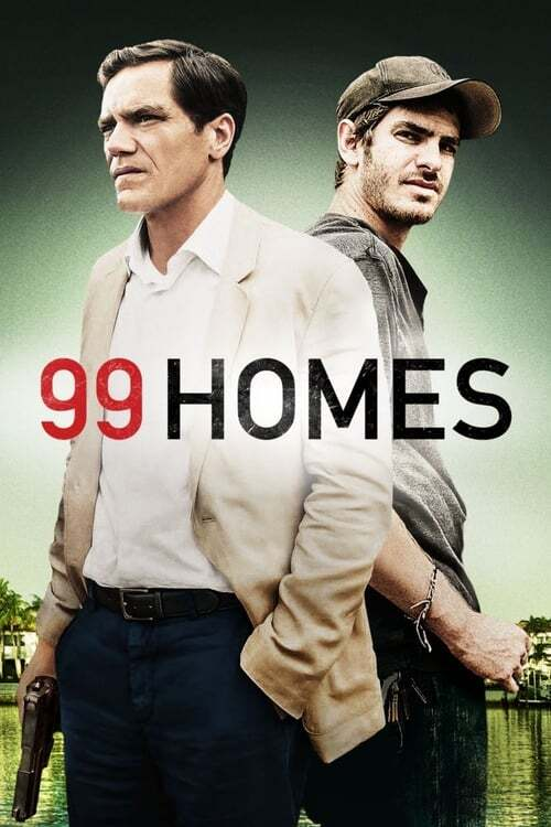 movie cover - 99 Homes