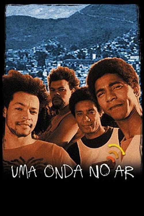 movie cover - Radio Favela
