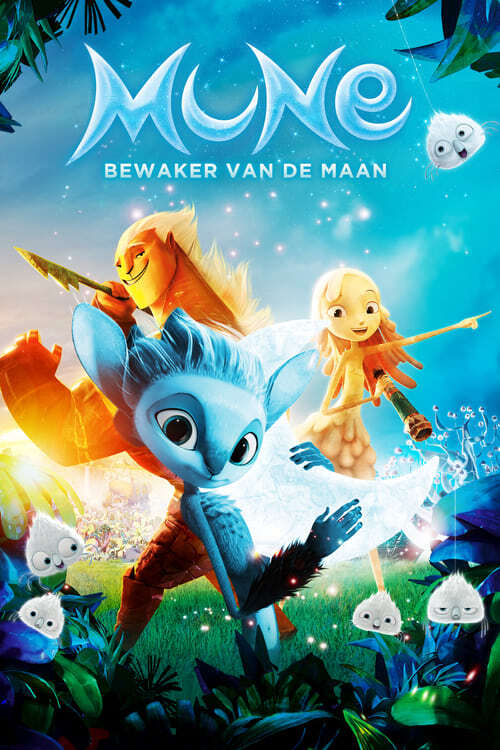 movie cover - Mune: Bewaker Van De Maan