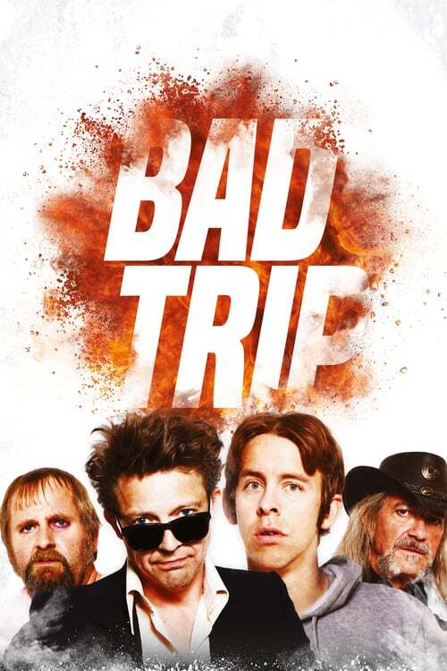 movie cover - Bad Trip