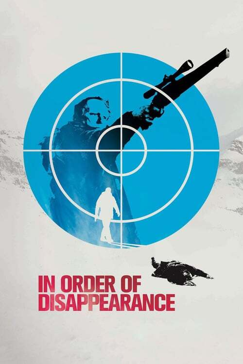 movie cover - In Order of Disappearance