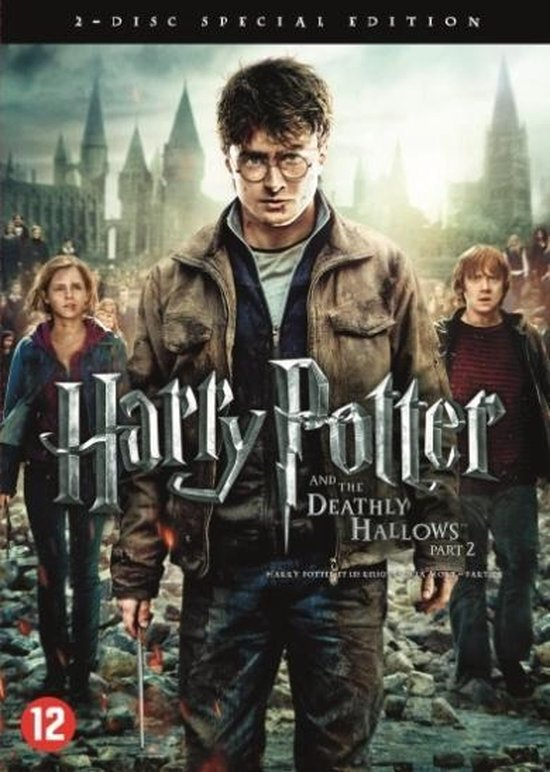 movie cover - Harry Potter en de Relieken van de Dood: Deel 2