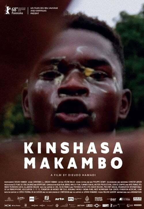 movie cover - Kinshasa Makambo