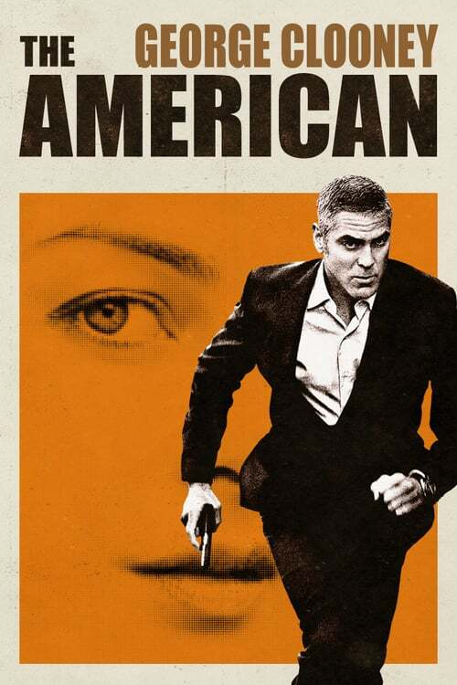 movie cover - The American