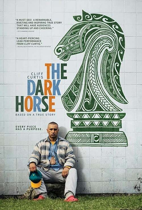 movie cover - The Dark Horse