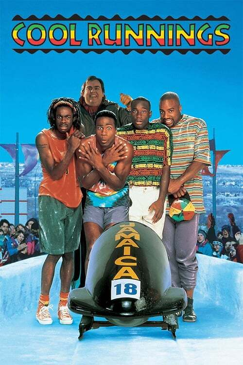 movie cover - Cool Runnings
