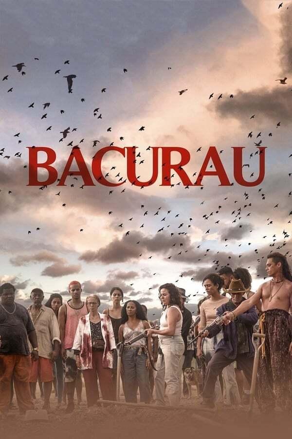 movie cover - Bacurau