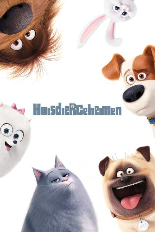 movie cover - Huisdiergeheimen