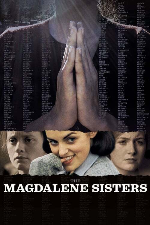 movie cover - The Magdalene Sisters