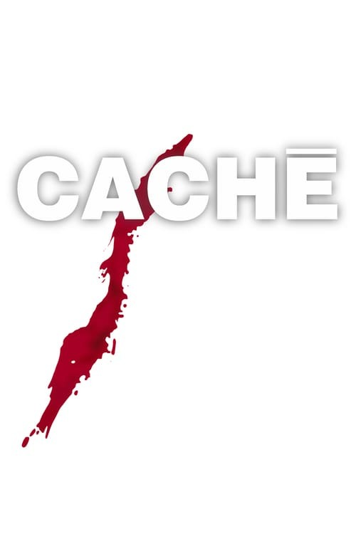 movie cover - Caché