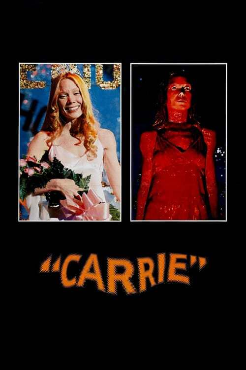 movie cover - Carrie