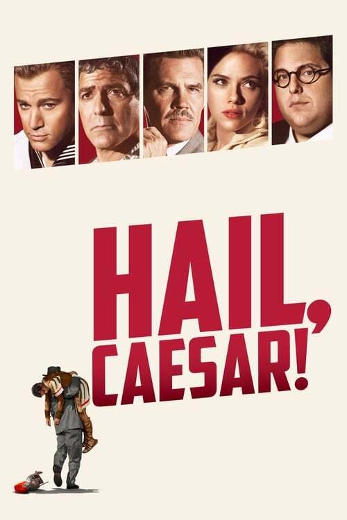 movie cover - Hail, Caesar!