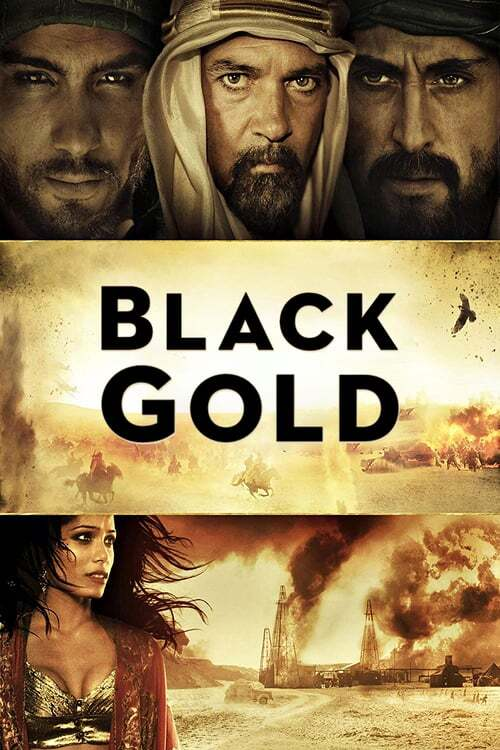 movie cover - Black Gold