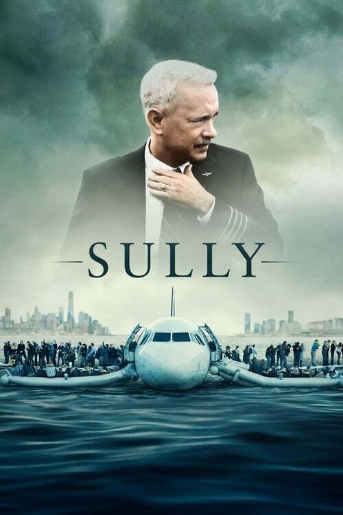 movie cover - Sully