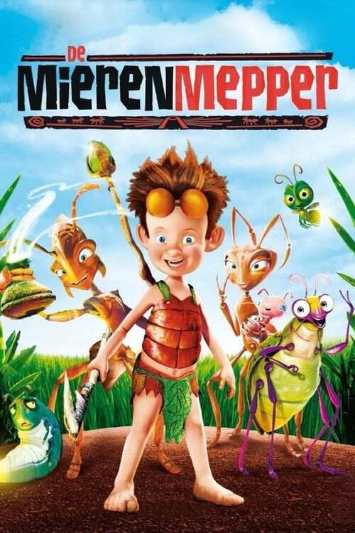 movie cover - De Mierenmepper