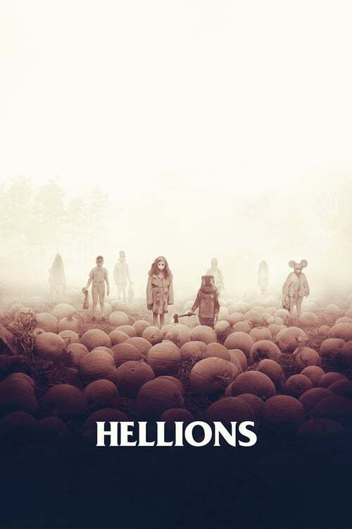 movie cover - Hellions
