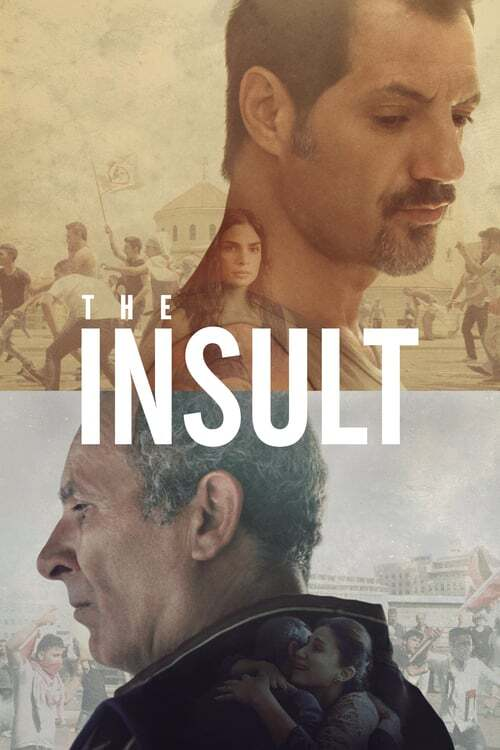 movie cover - The Insult